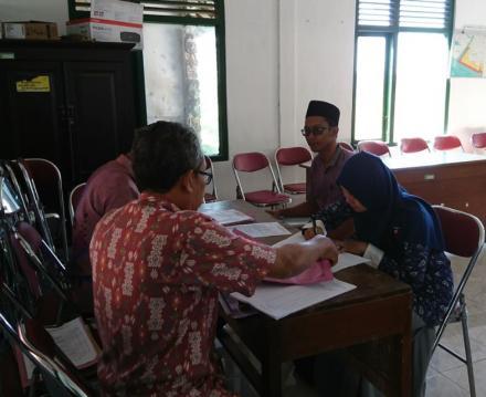 Pendaftaran Lowongan Pamong Desa Poncosari