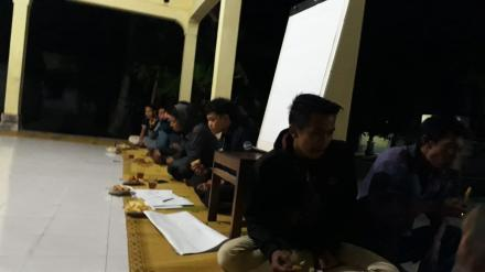 Technical Meeting Poncosari Cup III