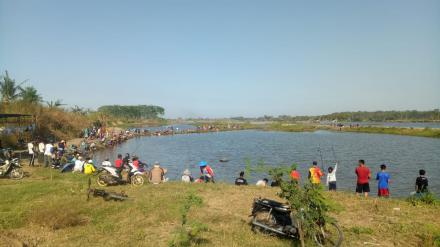 Perlombaaan Memancing Dusun Babakan