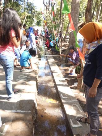 Perlombaan Memancing Dusun Bayuran