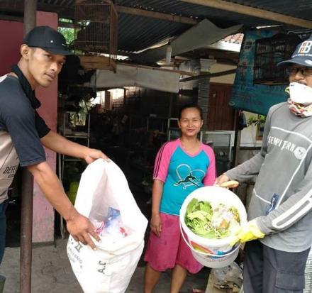 Pengambilan Sampah BUMDes