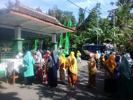 Pengajian Ahad Pahing Dusun Kuwaru