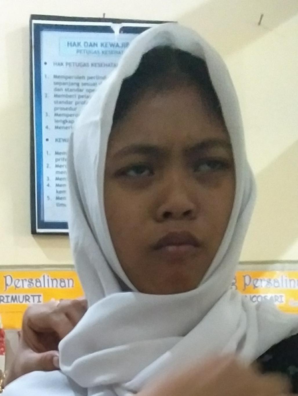 Laporan Orang Hilang Website Desa Poncosari